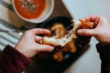 what is comfort food kids hands